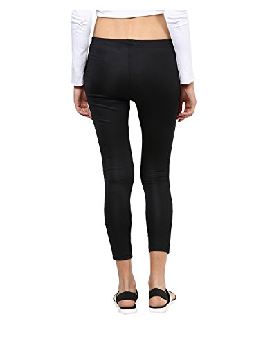 Yepme - Leggings Margaret - Noir & Orange