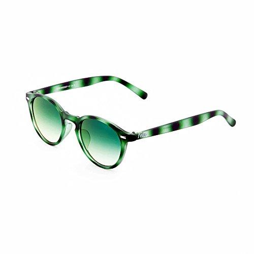 redondo sol SOUTINE mujer Gafas de Tortuga Verde TWIG espejo xUHTZq