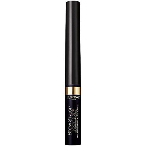 L'Oreal Paris Cosmetics Brow Stylist Boost & Set Brow Mascara, Clear, 0.1 Fluid Ounce