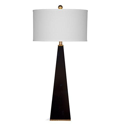 Bassett Mirror Company Elle 36-inch Black Resin Table Lamp by Bassett Mirror Company