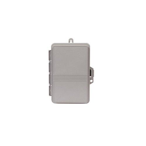 (Intermatic E200 Timer Plastic Type 3R Enclosure W/Hinged Door & Latch)