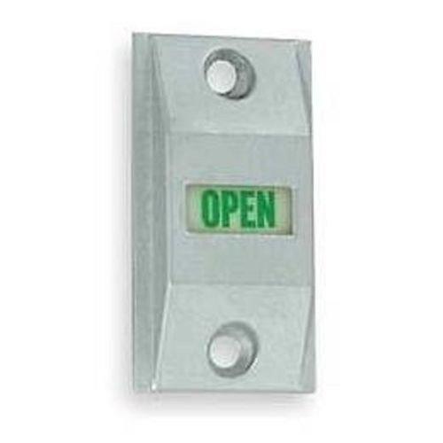 Exit Indicator for Adams Rite Storefront Lock in Aluminum