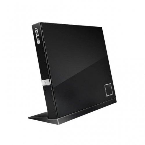 ASUS SBC-06D2X-U BDXL COMBO 6X USB 2.0 BLK 128GB/DISC MULTI OS by Asus