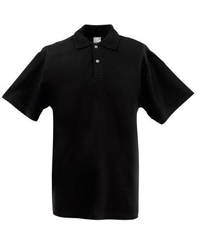 Herren Fruit Of The Loom Screen Stars Original Poloshirt Tshirt, 6 Farben-KOSTENLOSE LIEFERUNG