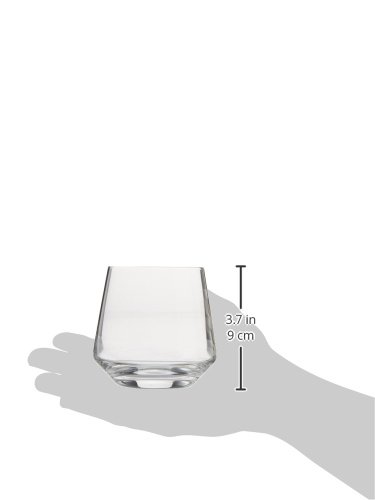 Schott Zwiesel Tritan Crystal Glass Pure Barware Collection Whiskey Cocktail Glass, 13.2-Ounce, Set of 6 by Schott Zwiesel (Image #3)
