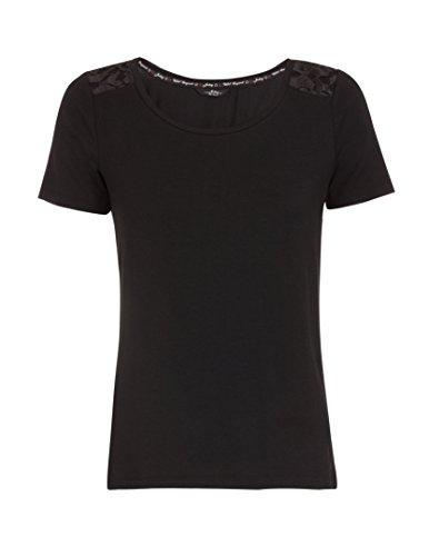 Jockey® women–Camiseta negro