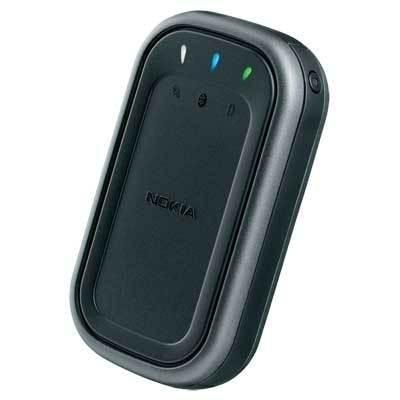 Nokia Bluetooth Pda - Nokia LD-3W Wireless GPS Module