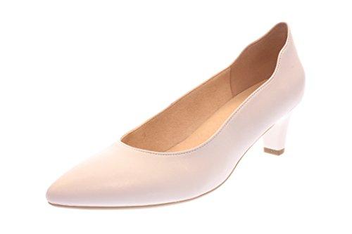 Donna scarpa décolleté WHITE NAPPA bianco, (WHITE NAPPA) 9-9-22400-28/102