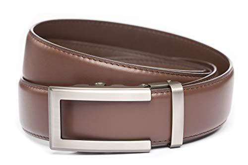 "Anson Belt & Buckle - 1.5"" Traditional Gunmetal"