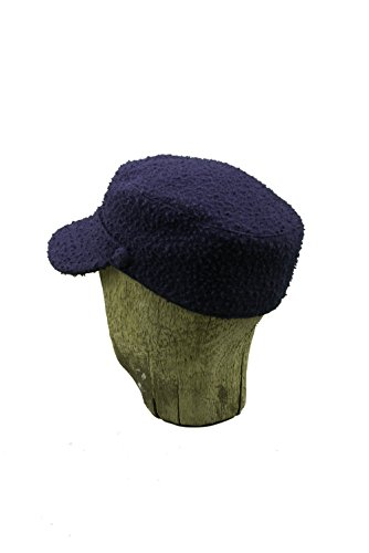 Hat, Cap, Coppola, Flat Cap, Berets, Gatsby, Newsboy, Unisex, Men, Women, Boy, Girl, Wool, Blue, Large, Tuscan Fabric, Italian Style, Made in Italy, Florence, Handmade