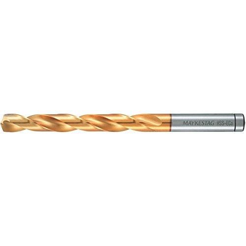 6mm Alpen 60700360100 Morse Taper Shank Drills Hss-Eco Tin Din 338 Rn 3