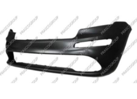 Trade Vehicle Parts CT1071 Front Bumper Lower Grille