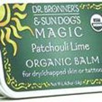 Dr. Bronner's Sun Dog's Organic Balm Patchouli Lime -- 0.5 o