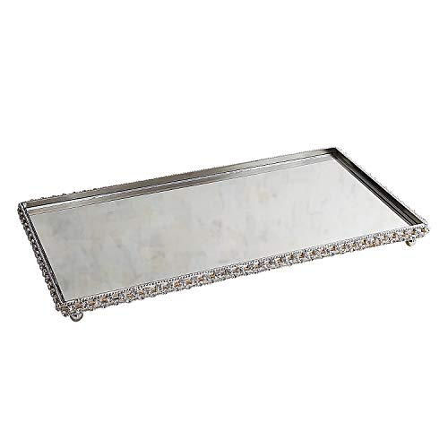 Pier 1 Imports Large Glam Bath Vanity Tray by Pier 1 Imports