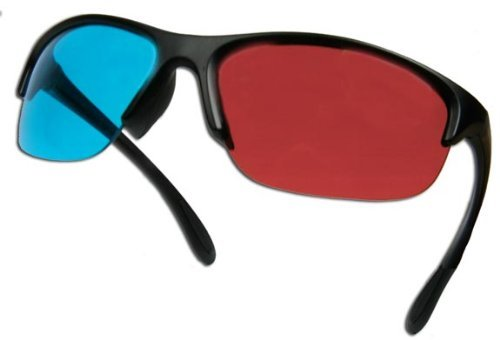 Pro-Ana (TM) PROFESSIONAL 3D Glasses for Red/Cyan 3D Movies - Technological - Prescription How Glasses Is Much