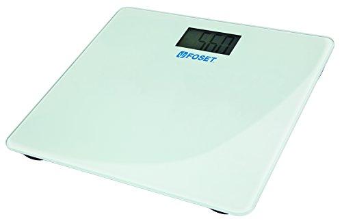 Foset BASC-180B, Báscula Digital para Baño, 180 kg, Ultradelgada