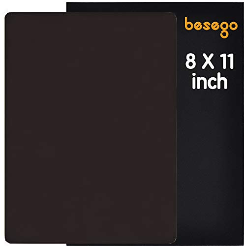 Besego Leather Repair Patch, Self-Adhesive Patch for Sofas, Drivers Car Seat, Couch, Handbags, Jackets - 8 × 11inch (Manufacturers Leather Couches Best)