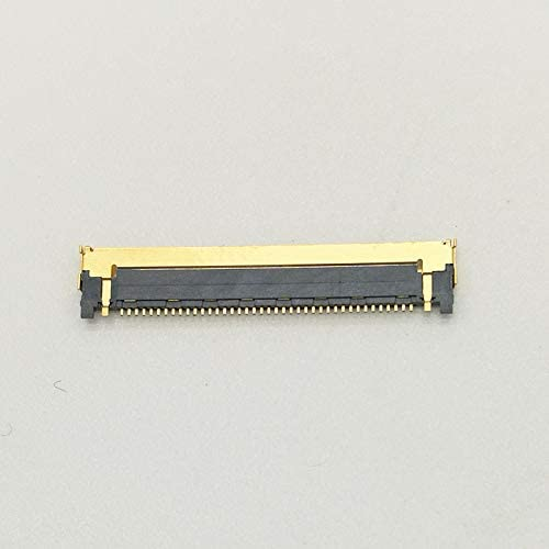 Cable Length: 2 cm ShineBear 10 pcs New for MacBook Pro Unibody 15 A1286 17 A1297 LCD LED LVDS Cable Connector 20474-040E-11
