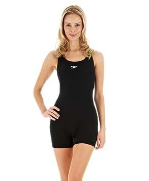 Speedo Womens Endurance Myrtle 4 Way Swimsuit Stretch Swimming