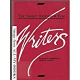 The Short Handbook for Writers, Sciffhorst, Gerald and Schell, Jonathon F., 0070552886
