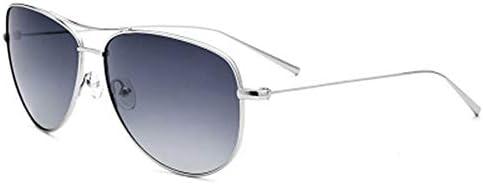 CDKET メンズファッションサングラス、Bチタンサングラス、ウルトラライト、偏光サングラス、ドライビングミラー、クラシックカエルサングラス CDKET