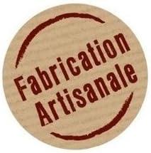 PandoreSecrets Verre artisanale Murano Noir Cuivre Boucles dOreilles Pendantes Femme