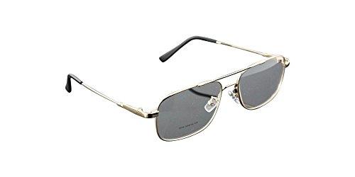 Gold Memory Titanium Alloy Full-flex Flexible Aviator Eye...