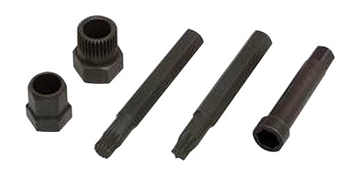 - Lisle 57650 Alternator Decoupler Tool Set