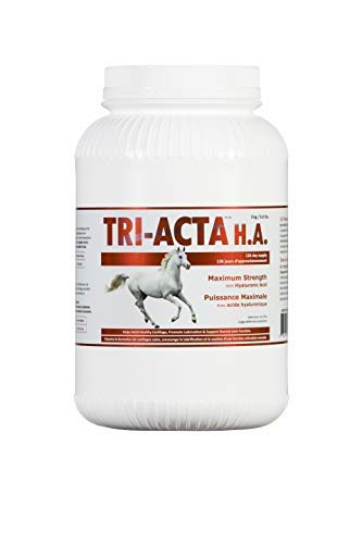 3kg Tri-Acta H.A Maximum Strength with Hyaluronic Acid, Equine (3kg)