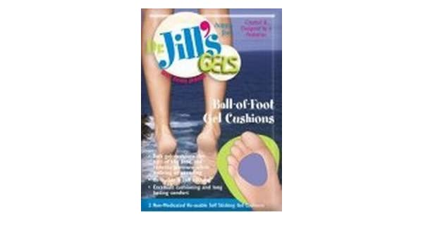 Amazon.com: Dr. Jills Footpads Inc 1037-REG Cushion Gel ...