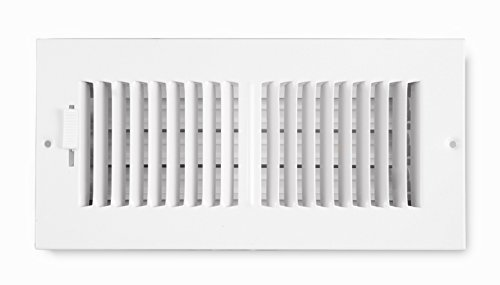10 inch louvered shutter - 1