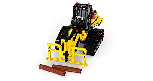 31Ow7QqGIxL - LEGO Technic Tracked Loader 42094 Building Kit , New 2019 (827 Piece)