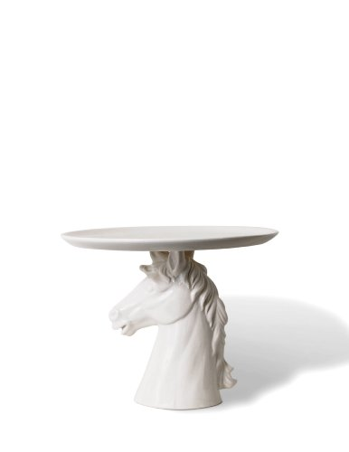 Takes the Cake Plate - Horse by imm Living
