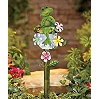 Decorative Solar Stakes (Frog)