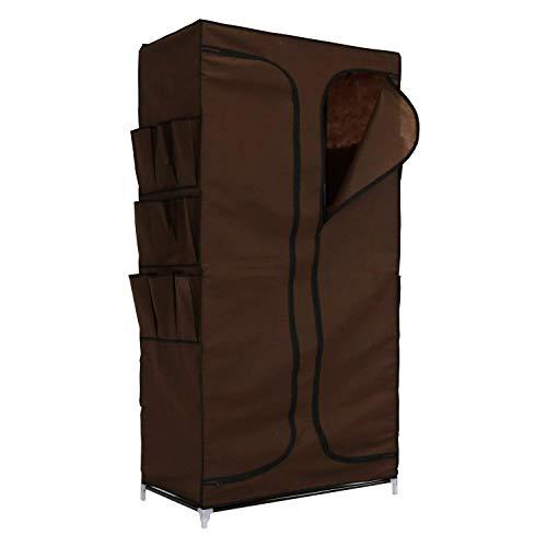 (Portable Clothes Closet Wardrobe Bedroom Armoire Dresser Storage)