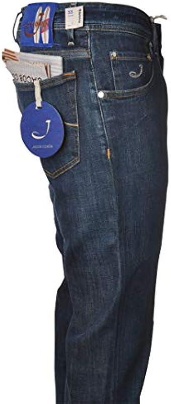 Jacob Cohen Jeans 5 Taschen, Modell J622 Mittelwäsche J62201851W25301-JeansCavallinoSurf-002Mitteldunkel: Odzież