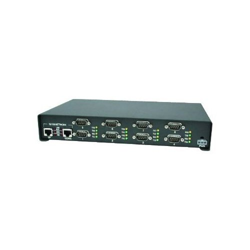 Comtrol 99465-7 DeviceMaster 8-Port Serial Hub by Comtrol