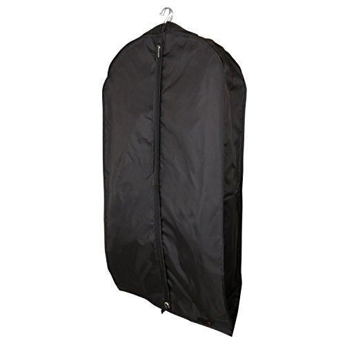 Hangerworld 3 Borse porta abiti custodie proteggi abiti in nylon 112 cm