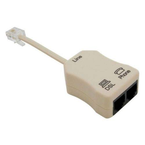 - FYL Suttle 1 SE-900LCCS-50 in-Line DSL Filter w/Splitter