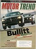 Motor Trend August 2005