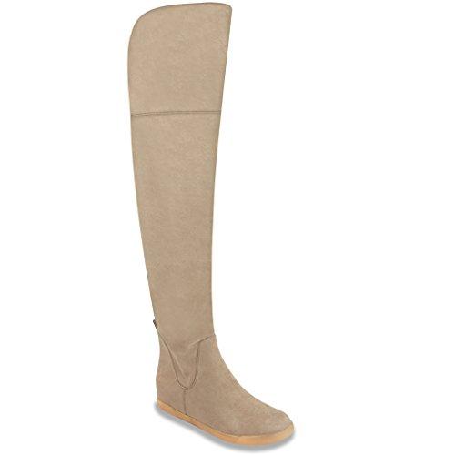 Mari A KICKER Womens Over the Knee Boot