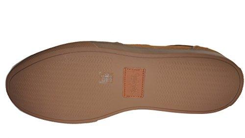 Coach Hombres Duke Sneakers Zapatos Saddle 9