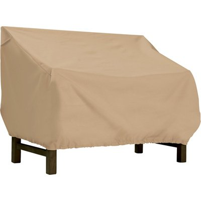 2 Seat Wicker Sofa Bench/Glider Cover Classic Accessories