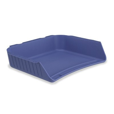 UPC 882659110060, Plastic Pencil Tray [Set of 2] Color: Purple Iris