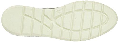 Refresh 063406, Zapatos de Cordones Derby para Mujer Plateado (Plata)