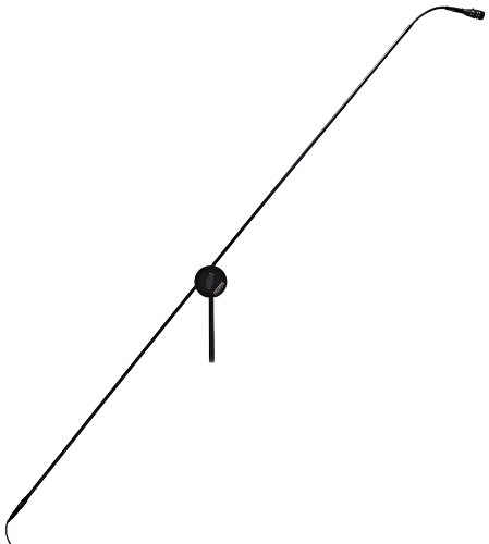 CAD Audio 2700VP-DSP Variable Polar Pattern 56-Inch Miniature Choir Boom Microphone DSP Compatible - Black
