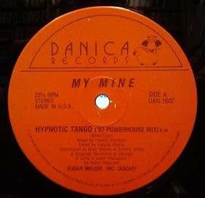 hypnotic tango ('87 powerhouse mix) 12
