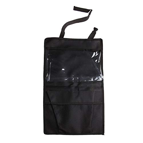 [ Daphot - Store ] - New Travel Organizer Storage Bag Car Seat Back Cover For Child Kick Mat