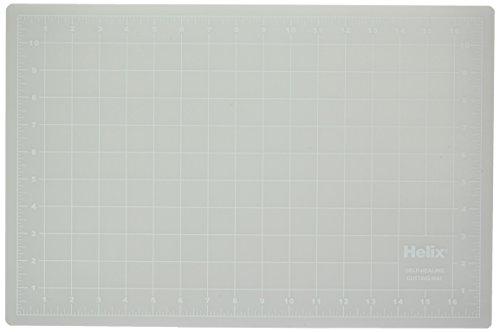 (Helix Cutting Mat, Translucent, 12 x 18 Inch (25018))