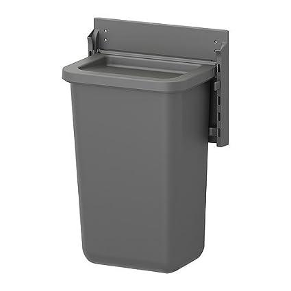 Ikea RATIONELL - Compost Bin - 8 l: Amazon.de: Küche & Haushalt
